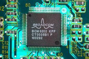 Чистая прибыль Broadcom выросла в 2,6 раза