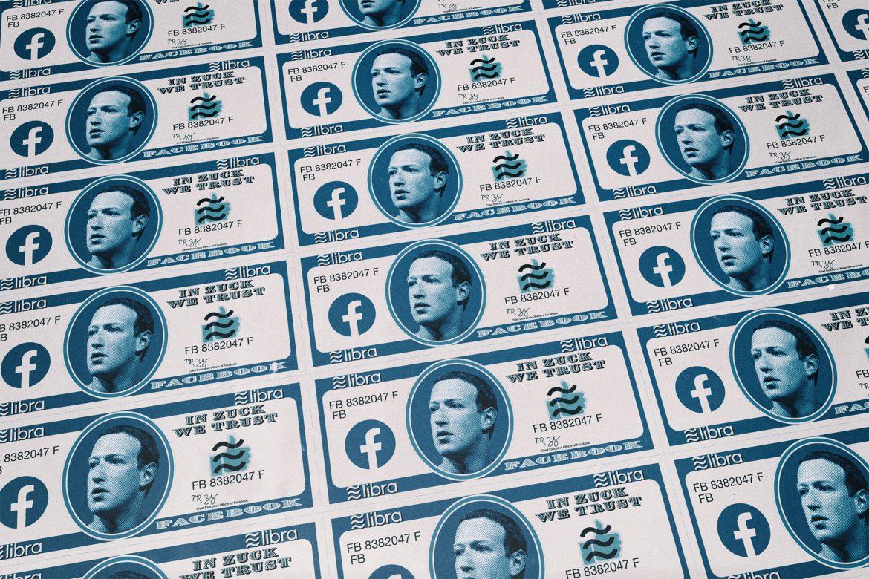 Libra Facebook возродится в виде стейблкоина Diem