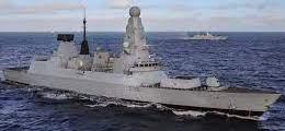 Российский истребитель открыл огонь по британскому эсминцу в Черном море