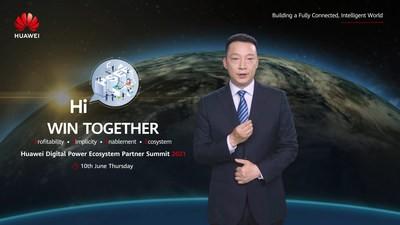 Саммит партнеров по экосистеме 2021 провела Huawei Digital Power