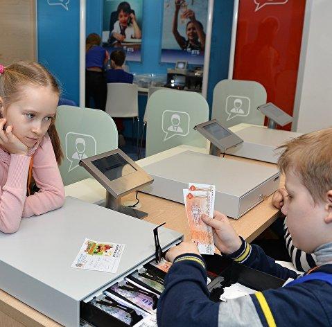 ВТБ будет выдавать карты детям с шести лет