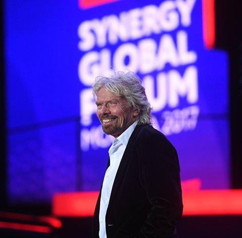 Британский миллиардер полетел на границу с космосом