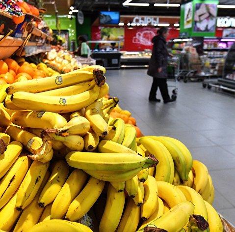 Эксперт объяснил, почему в России дорожают бананы