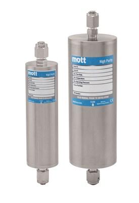 Газоочистители серии MGP пополнили линейку продукции компании Mott