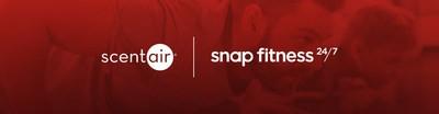 О глобальном партнерстве объявили Snap Fitness и ScentAir