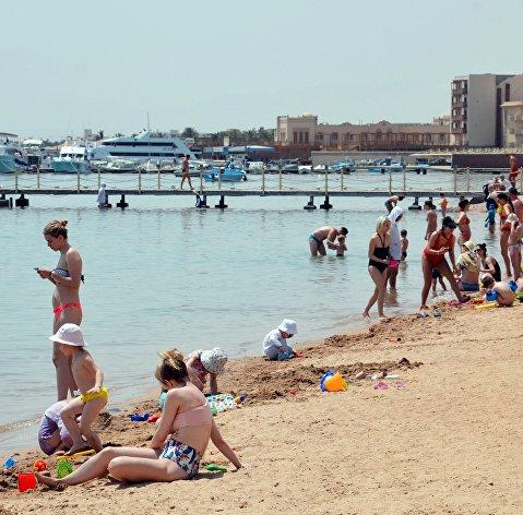 Оперштаб сказал, когда может возобновиться сообщение с курортами Египта