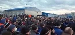 Рабочих «Газпрома» отправили в колонию за беспорядки