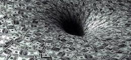 Из российской банковской системы исчезло 4 триллиона рублей