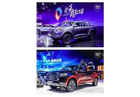 Несколько новых моделей GWM POER представлены на Автосалоне в Чэнду