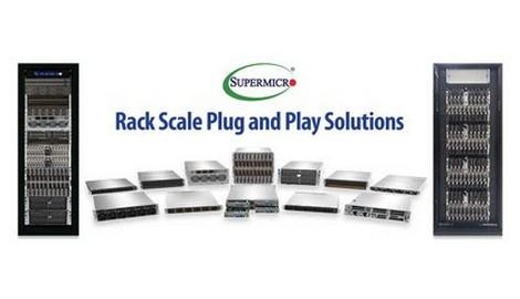 Программу JumpStart для облачной инфраструктуры Rack Plug & Play запускает Supermicro
