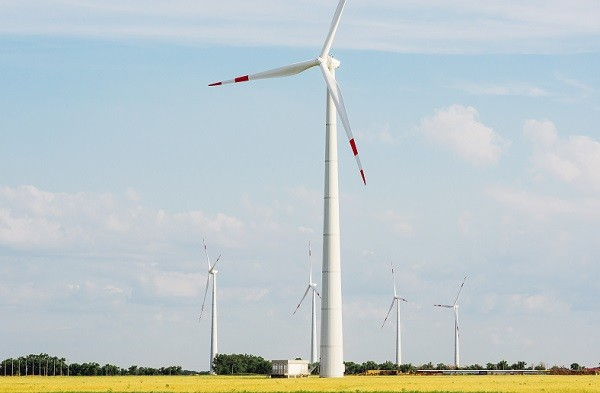 Бондаревская ветроэлектростанция на Ставрополье начала поставки электроэнергии