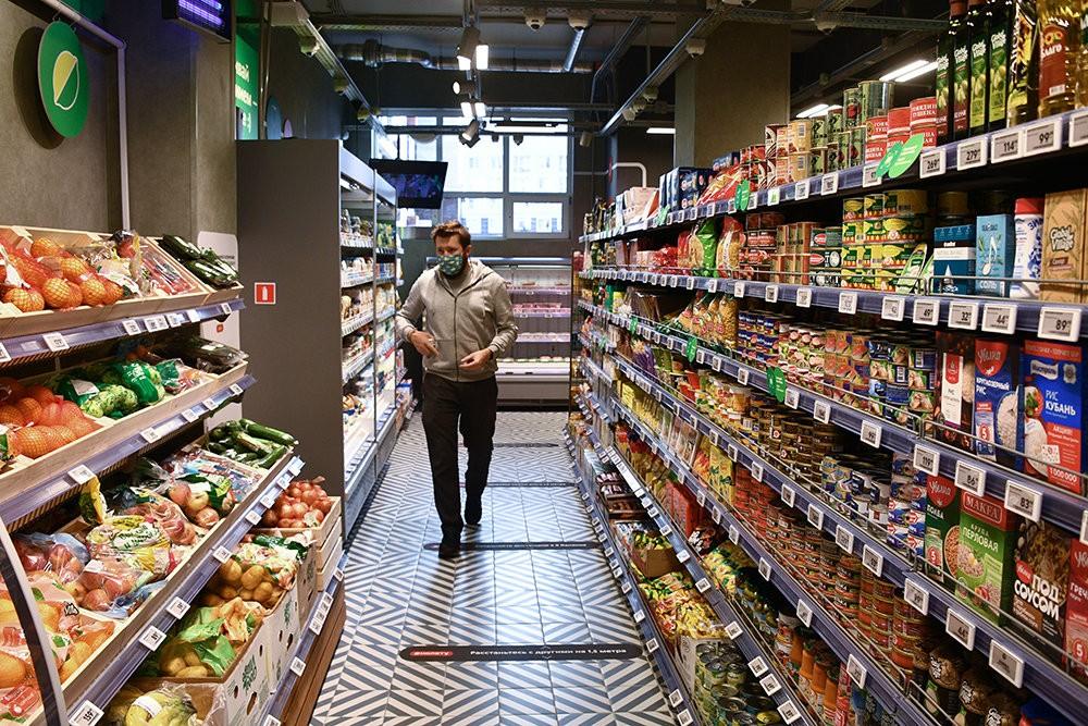 ФАС: «Пятерочка» и «Магнит» снизили цены на продукты в Подмосковье