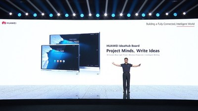 HUAWEI пополнила серию IdeaHub новейшей моделью IdeaHub Board Edu