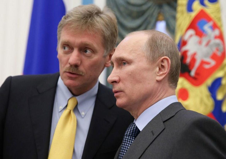 Кремль: Никакой роли России в газовом кризисе Европы нет и быть не может