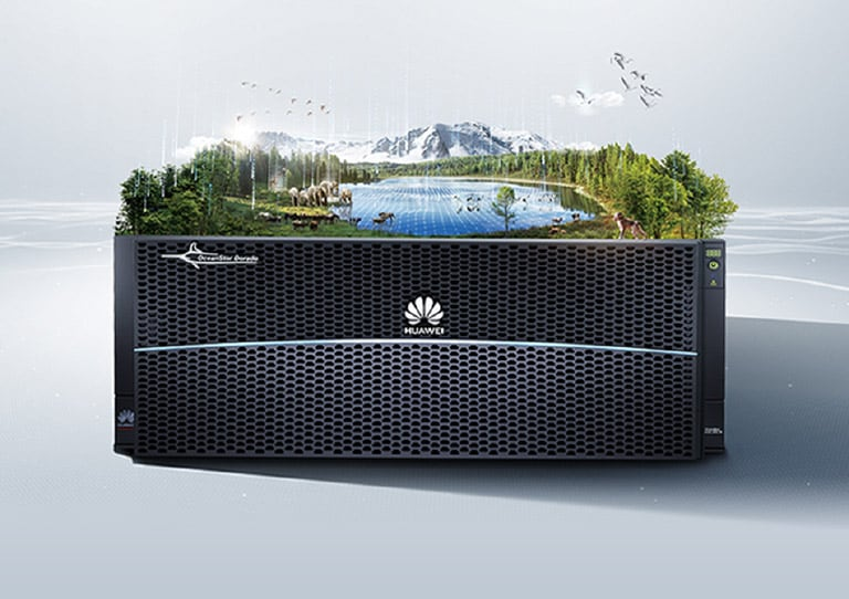 OceanProtect — составная часть технологии Huawei All-Flash Data Center